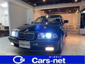 BMW 3シリーズ 318is ファイナルプライス 左ハンドルMT/サンルーフ/スタッドレス付き/禁煙車/ETC