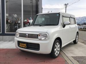 スズキ アルトラパン Xセレクション 軽自動車 パールホワイト CVT 保証付