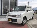 スズキ/アルトラパン Xセレクション 軽自動車 パールホワイト CVT 保証付