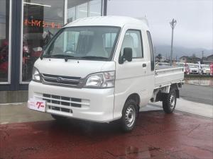 ダイハツ ハイゼットトラック ジャンボ 4WD AC MT 修復歴無 軽トラック