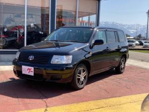 トヨタ サクシードワゴン TX Gパッケージ AW AT オーディオ付 パワーウィンドウ 5名乗り ブラックマイカ