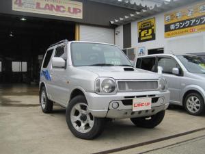 スズキ ジムニー XC 5MT 4WD ターボ CDデッキ ETC 純正アルミ