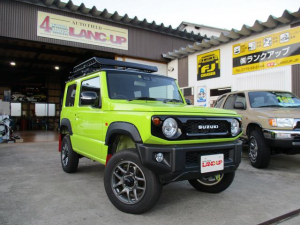 スズキ ジムニー XC 4WD オーバーフェンダ BFグッドリッチAT