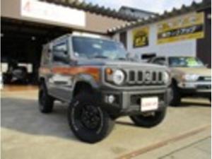 スズキ ジムニー XL 4WD クロスメンバーダウンキット 2インチUP