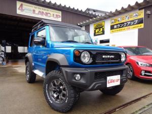 スズキ ジムニーシエラ JC 4WD 5MT グロスブラックツートン仕様 Sヒーター