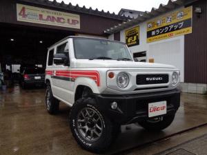 スズキ ジムニー XC 4WD ルーフブラック仕様 グリルパールホワイト塗装