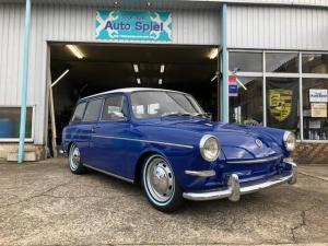 フォルクスワーゲン タイプIII バリアント 1967 4MT 新品タイヤ クラッチOH渡し