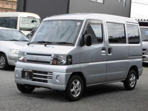 三菱 ミニキャブバン CD ハイルーフ 社外AW キーレス