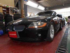 BMW Z4 2.2i キーレス アルミ ディーラー車 オープン