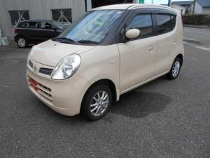 日産 モコ E 社外アルミ スマートキー ベンチシート CD 軽自動車