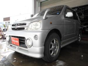 ダイハツ テリオスキッド CX 4WD エアコン パワステ パワーウィンドウ