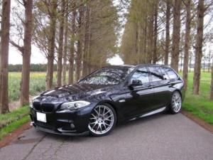 BMW 5シリーズ 中期 523iツーリングMスポーツ 2Lターボ 20RAYS