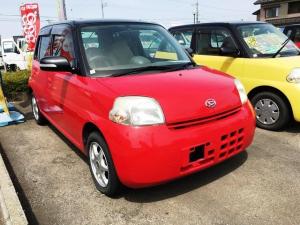 ダイハツ エッセ X キーレス CD セキュリティ 赤エッセ 軽自動車