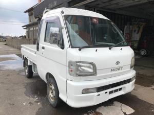 ダイハツ ハイゼットトラック ジャンボ オートマ 4WD 軽トラック マット新品 軽トラ