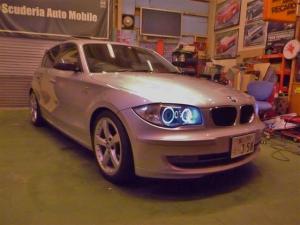 BMW 1シリーズ 116i ワンオーナー 運転席レカロ SEV装着車 記録簿付