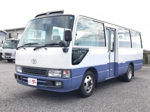 トヨタ コースター バス AT 26名乗り