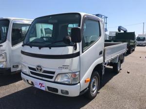 トヨタ ダイナトラック 4WD 平ボデー リヤシングルタイヤ 積載量1350kg