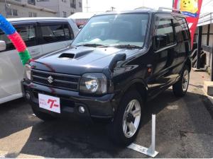 スズキ ジムニー ワイルドウインド 4WD ターボ キーレス CDオーディオ