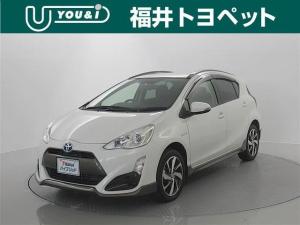 トヨタ アクア X-アーバン スマートキー ドライブレコーダー AW