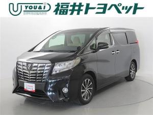 トヨタ アルファード G スマートキ- クルーズコントロール メモリーナビ ETC