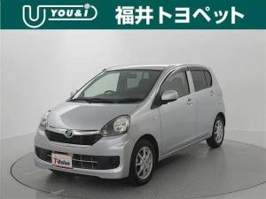 ダイハツ ミライース X SA エコアイドル CD キーレス アルミ 軽自動車