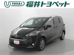 トヨタ シエンタ G クエロ スマートキ- 純正アルミ 電動スライドドア