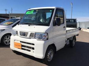 日産 クリッパートラック  4WD 5MT エアコン パワステ 令和3年10月