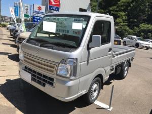 スズキ キャリイトラック KCスペシャル 4WD エアコン マニュアル5速