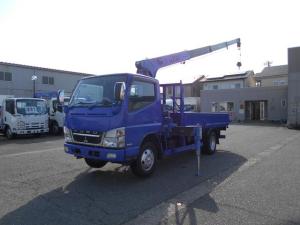 三菱ふそう キャンター 2トン タダノ4段ラジコンZR264 カスタム 標準ロング