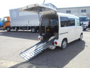 三菱 タウンボックス  車椅子スローパー 4WD 福祉車両 キーレス