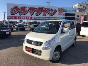 スズキ ワゴンR FX /キーレス/CD/走行25000Km/車検R5年6月