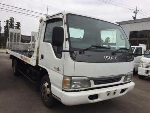 いすゞ エルフトラック 積載車 エルフ ローダー PM・NOX適合 PS 6MT