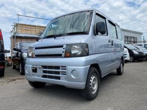 三菱 ミニキャブバン CD ハイルーフ 4WD パワステ エアB 車検 軽バン