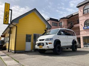 三菱 デリカスペースギア シャモニー ハイルーフ 4WD インチアップ シュノーケル 社外AW ETC