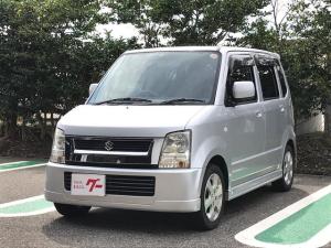 スズキ ワゴンR FXリミテッドII 4WD TV ナビ 軽自動車