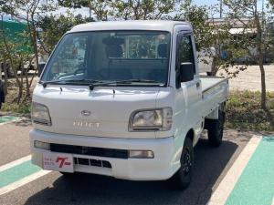 ダイハツ ハイゼットトラック スペシャル エアコン・パワステ 5MT 4WD