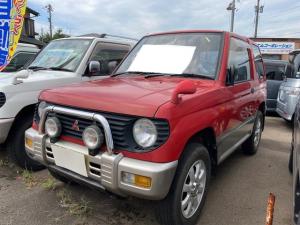 三菱 パジェロミニ  4WD