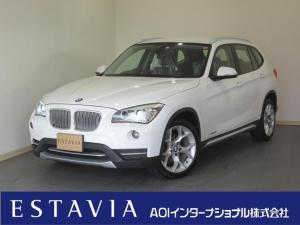 BMW X1 sDrive18i xライン 純正ナビ ハーフレザー HID