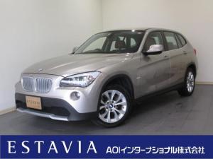 BMW X1 xDrive 25i 4WD 直列6気筒 HDDナビ HID