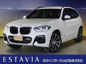 BMW X3 xDrive20d Mスポーツ ACC ナビTV 20AW