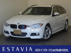 BMW 3シリーズ 320dツーリングMスポーツ HDDナビTV 電動トランク