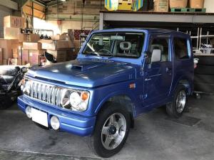 スズキ ジムニー XLリミテッド 4WD 純正アルミ フォグランプ 5MT