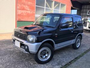 スズキ ジムニー ワイルドウインド 4WD CDデッキ AW エアコン