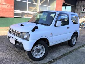 スズキ ジムニー XG 4WD AT車 キーレス エアコン ABS パワステ