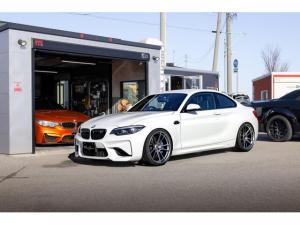 BMW M2 ベースグレード MTC・DESIGN ストリートシリーズフルコンプリート HREホイール Supersprintエキゾースト BCR車高調 新品パーツ新規制作車両
