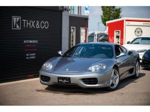 フェラーリ 360 モデナF1 新車並行 1999yモデル スペアキー・バック等完備