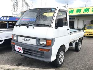 ダイハツ ハイゼットトラック エアコン 4WD 5速MT アルミ
