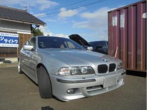 BMW 5シリーズ 528i Mスポーツ アルミ USBデッキ サンルーフ