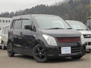 スズキ ワゴンR FX 車高調 シートカバー HDDナビ地デジ