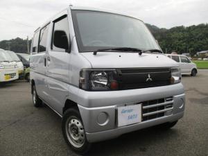 三菱 ミニキャブバン CD ハイルーフ 5速MT 4WD クラッチ新品交換済み